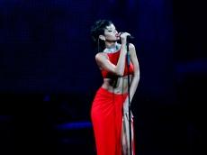 Rihanna Diamonds World Tour 2013 Perth Arena-80