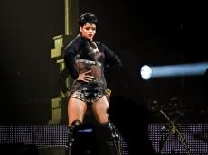Rihanna Diamonds World Tour 2013 Perth Arena-9