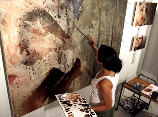 Stunning Works Of Art You Won't Believe Are Not Photos-22