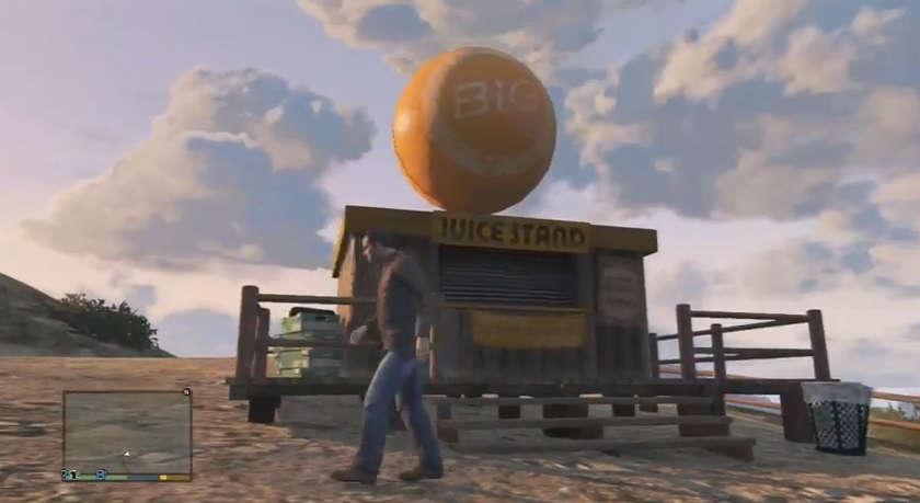 Best Easter Eggs In Grand Theft Auto V Scopecube