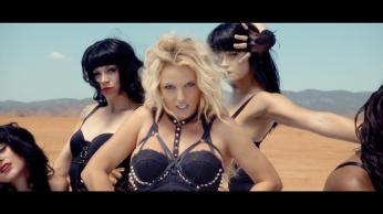 Britney Spears - Work Bitch [Music Video] 04