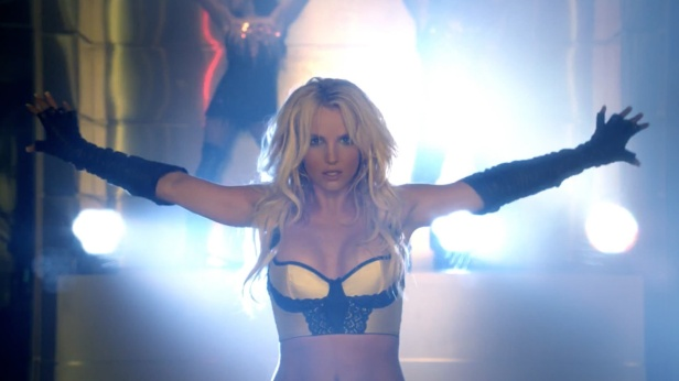 Britney Spears - Work Bitch [Music Video] 19