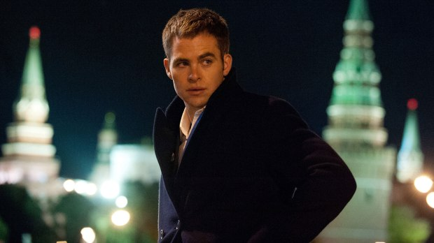 First trailer for Jack Ryan Shadow Recruit starring Chris Pine