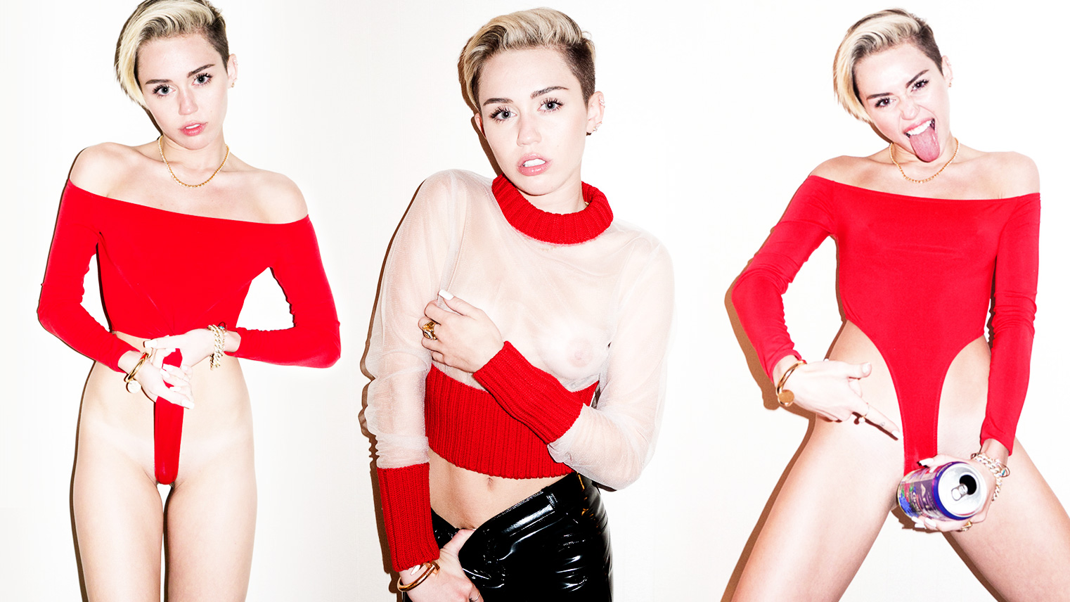 Miley cyrus shoot nude — img 6