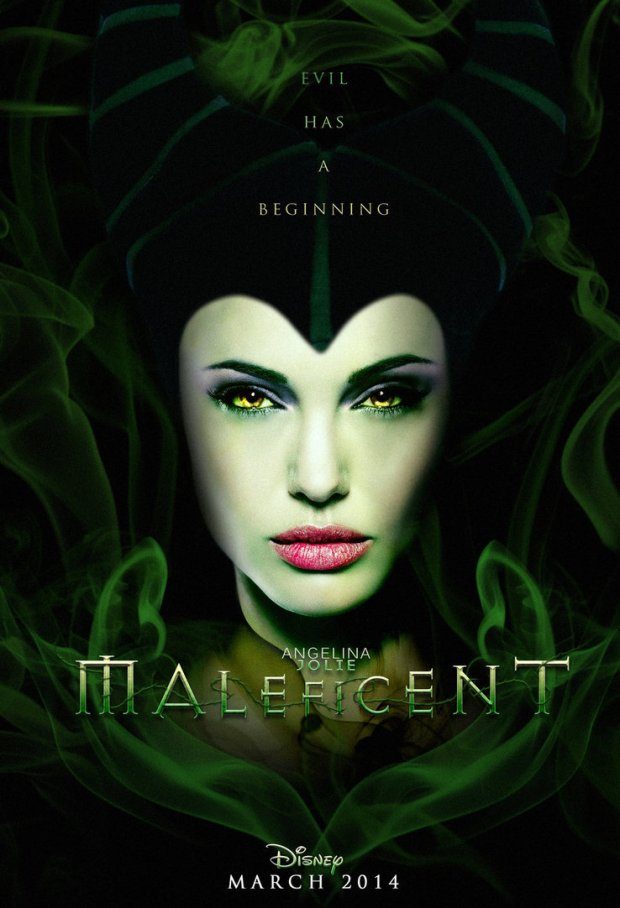 Maleficent-Trailer-Angelina-Jolie-as-the-Classic-Witch-Poster