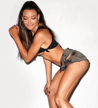 Sexy ass Naya Rivera Shoot By Terry Richardson