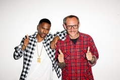 Naya Rivera And Big Sean Shoot By Terry Richardson-12