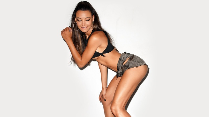 Sexy Naya Rivera Shot By Terry Richardson