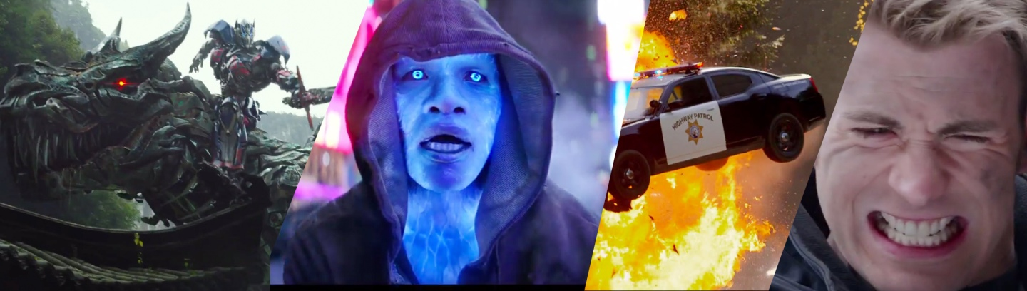 Biggest movie trailers from the 2014 Super Bowl