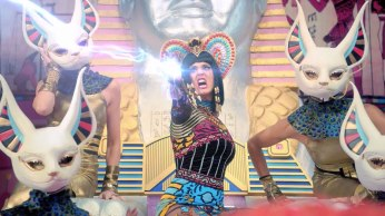 Katy Perry - Dark Horse Music Video 04