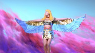 Katy Perry - Dark Horse Music Video 06