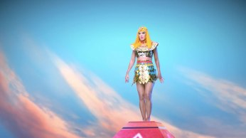Katy Perry - Dark Horse Music Video 08