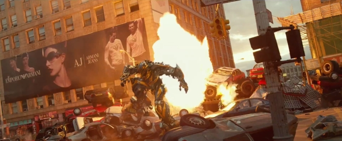 First Trailer - Transformers- Age of Extinction 27