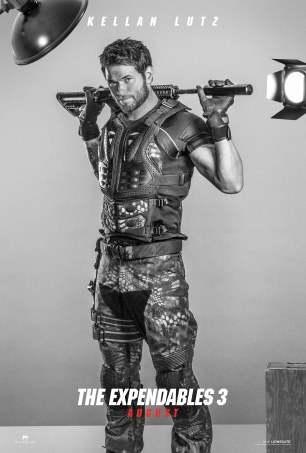 The Expendables 3 Trailer Features Every Star You Could Wish For! 12