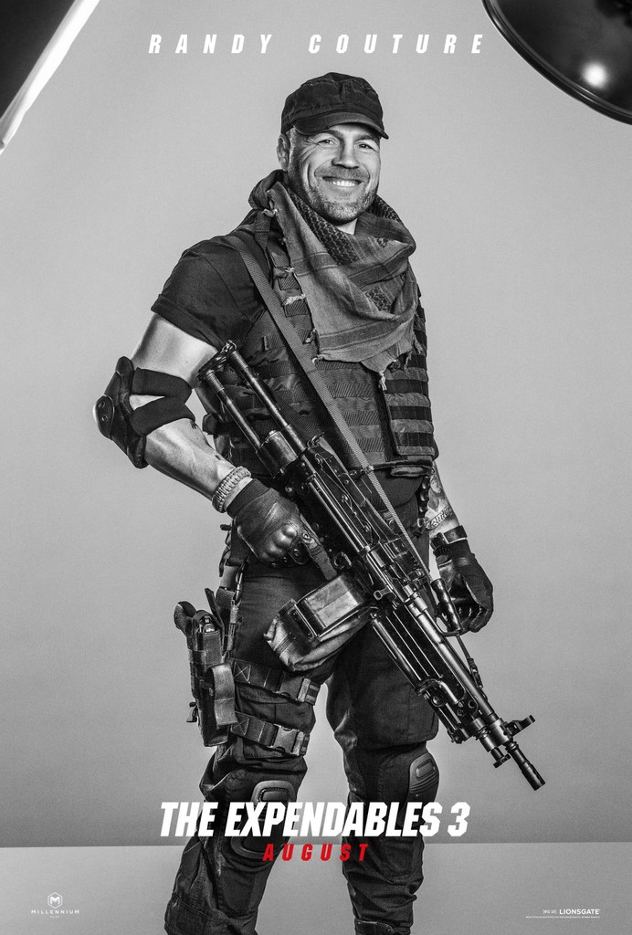 The Expendables 3 Trailer Features Every Star You Could Wish For! 16