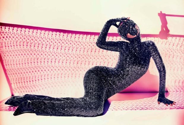 Rihanna Stuns in Harper's Bazaar Arabia