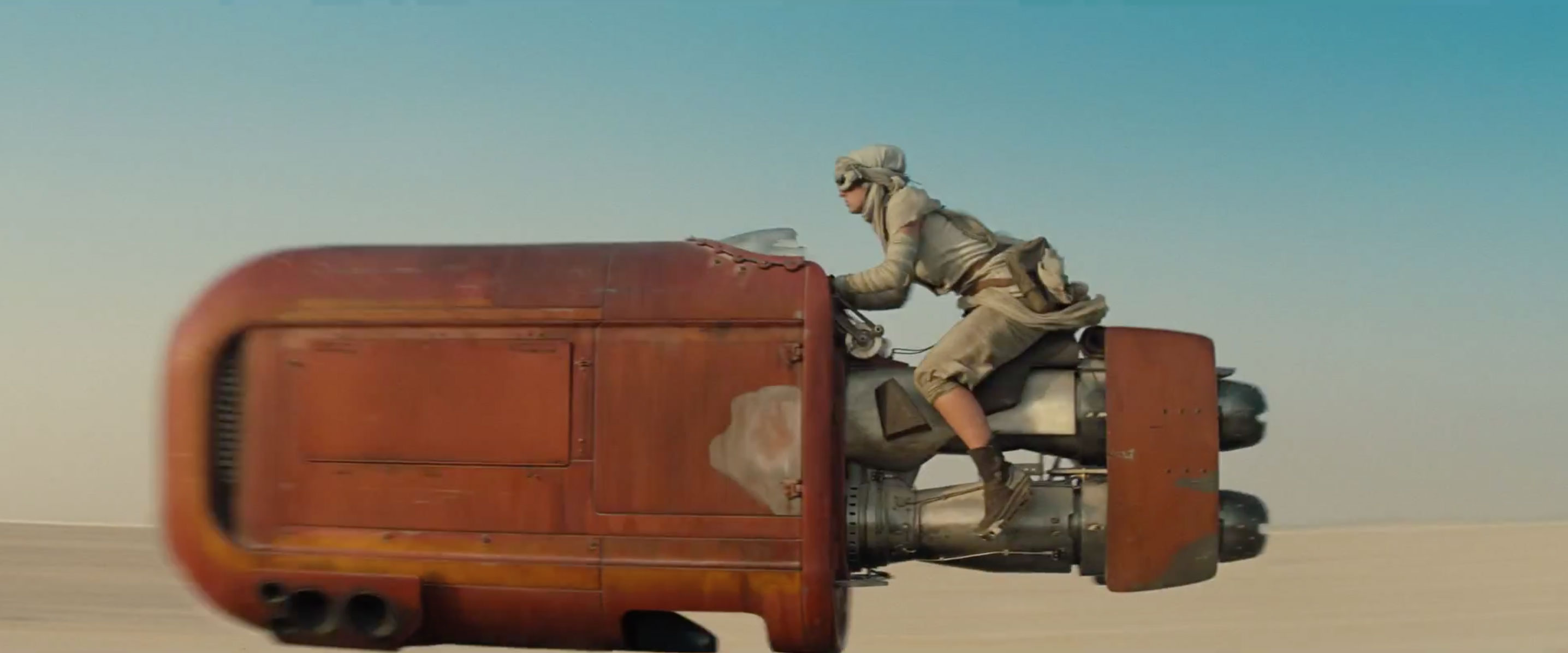 First star wars episode 7 trailer the force has awakened