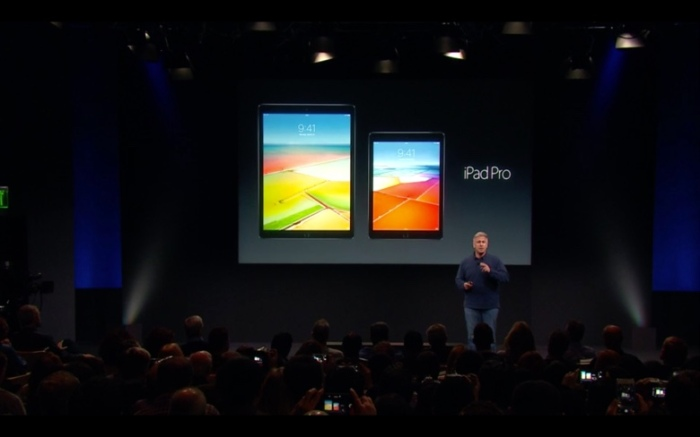 apple keynote-ipadpro