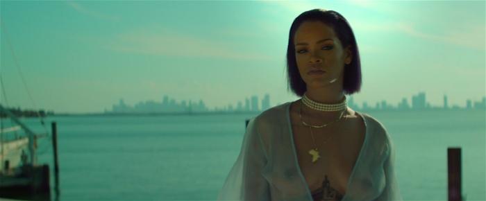 Rihanna-Needed Me-Music Video 4 naked