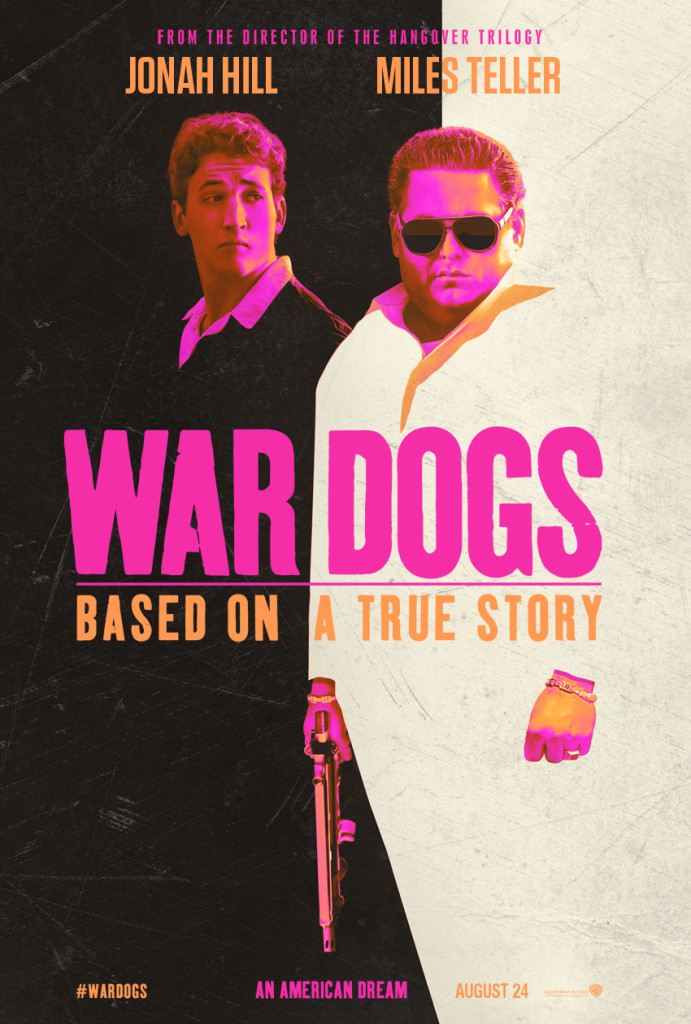 War Dogs 2016 Poster