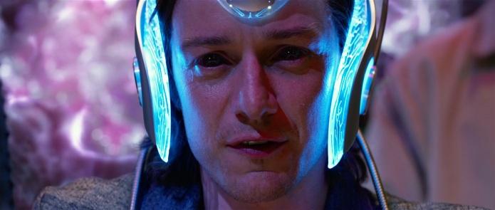 X-Men Apocalypse Trailer Still 015 James McAvoy as Charles Xaver