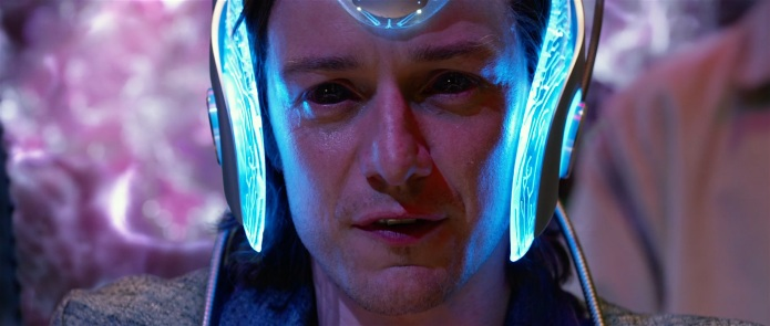 X-Men Apocalypse Trailer Still 015 James McAvoy as Charles Xaver