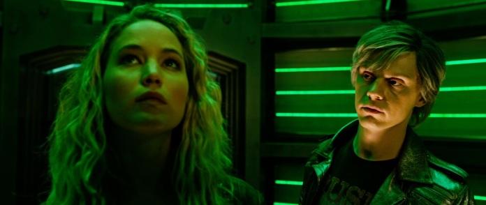 X-Men Apocalypse Trailer Still 018 Jennifer Lawrence as Mystique