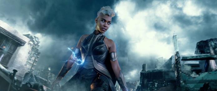 X-Men Apocalypse Trailer Still 019 Alexandra Shipp as Storm