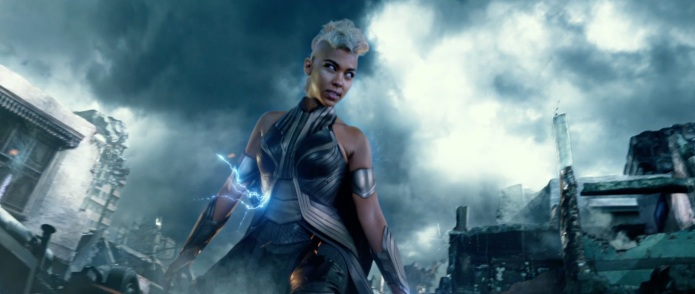 X-Men Apocalypse Trailer Still 019 Alexandra Shipp as Storm