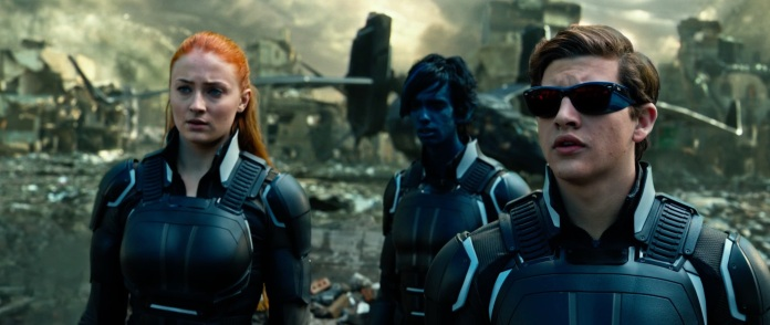 X-Men Apocalypse Trailer Still 020 Sophie Turner as Jean Grey