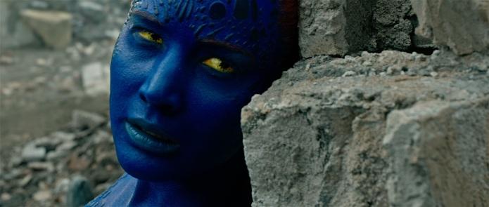 X-Men Apocalypse Trailer Still 021 Jennifer Lawrence as Mystique