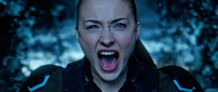 X-Men Apocalypse Trailer Still 028 Sophie Turner as Jean Grey
