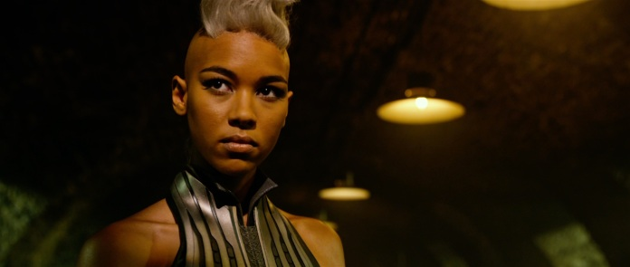 X-Men Apocalypse Trailer Still 06 Alexandra Shipp as Storm