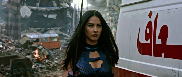 X-Men Apocalypse Trailer Still 08 Olivia Munn as Psylocke