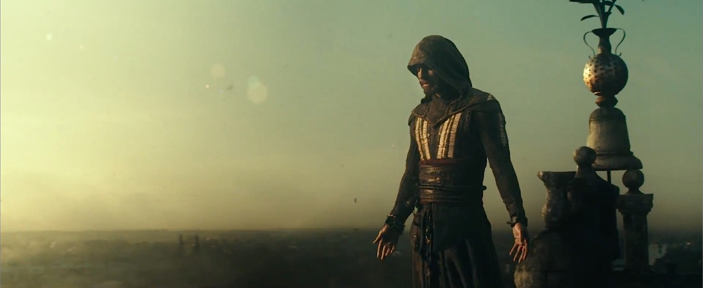 First Assassin's Creed Movie Trailer isEPIC!