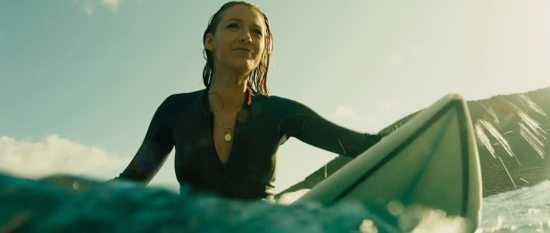 The Shallows Trailer Blake Lively Wetsuit