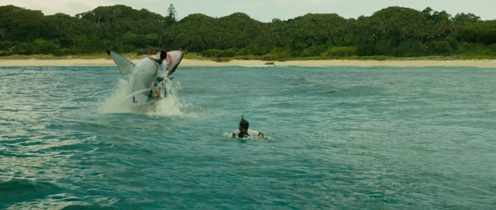 The Shallows Trailer Shark Attack