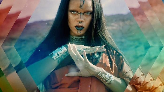 Rihanna Sledgehammer Star Trek Beyond 4