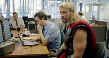 See What Thor Got Up to During Captain America Civil War 4