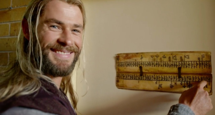 See What Thor Got Up to During Captain America Civil War 5