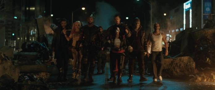 Suicide Squad Comic-Con Trailer 8