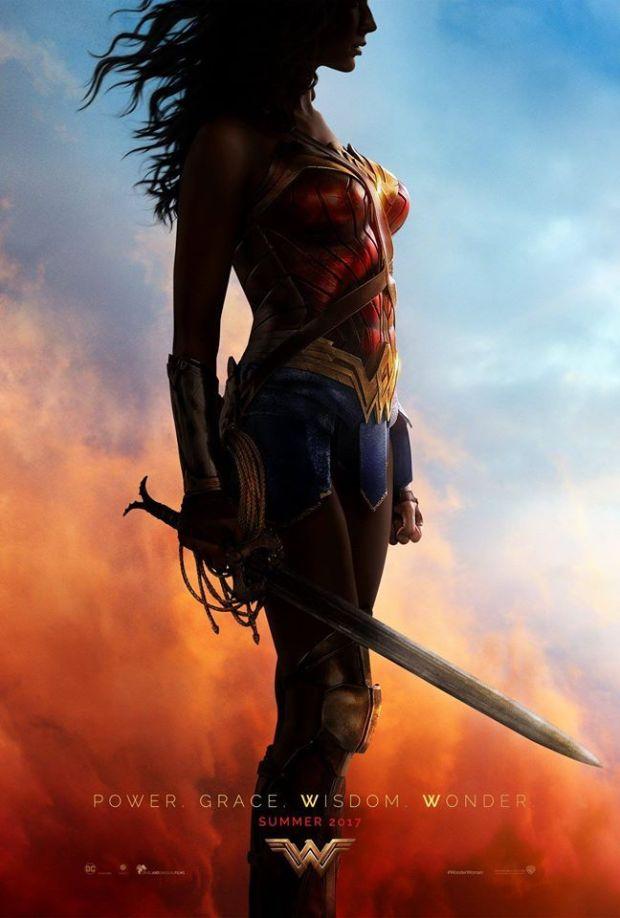 Wonder Woman Poster 11