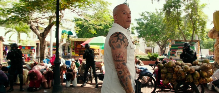 xXx Return of Xander Cage 7 Vin Diesel feat