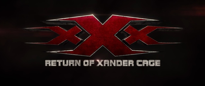xXx Return of Xander Cage Title