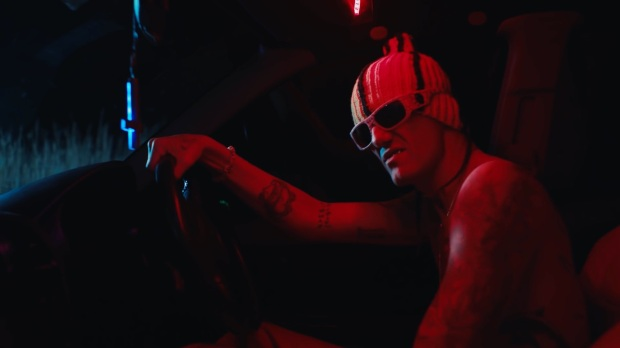 Die Antwoord Banana Brain Music Video Still 12
