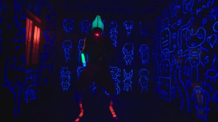 Die Antwoord Banana Brain Music Video Still 3